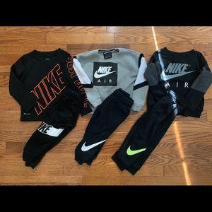 Nike 2t Boy Lot